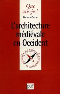 Architecture médiévale en Occident