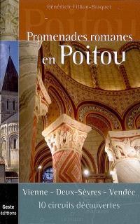 Promenades romanes en Poitou