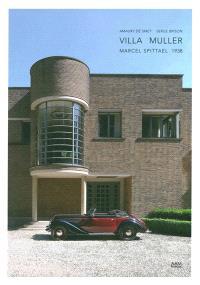 Villa Muller : Marcel Spittael, 1938