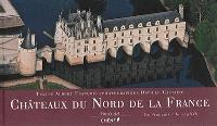 Châteaux du nord de la France : vus du ciel