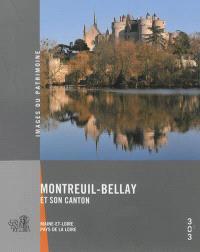 Montreuil-Bellay et son canton : Maine-et-Loire, Pays de la Loire