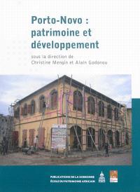 Porto-Novo : patrimoine et développement