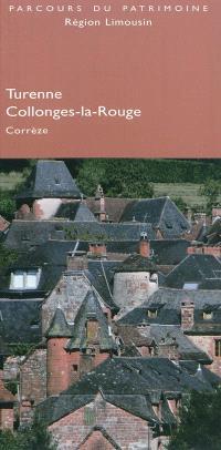 Turenne, Collonges-la-Rouge : Corrèze