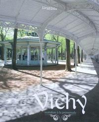 Vichy : invitation à la promenade