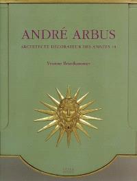 André Arbus, architecte-décorateur des années 40