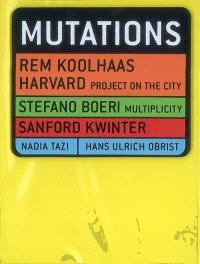 Mutations : événement culturel sur la ville contemporaine, à Bordeaux, Entrepôt, du 24 nov. 2000 au 25 mars 2001