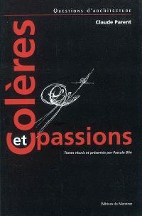 Colères et passions