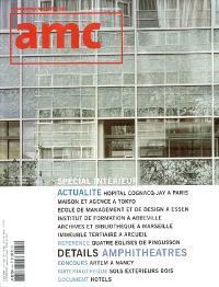 AMC, le moniteur architecture. n° 164