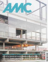 AMC, le moniteur architecture. n° 254