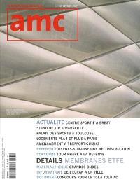 AMC, le moniteur architecture. n° 167