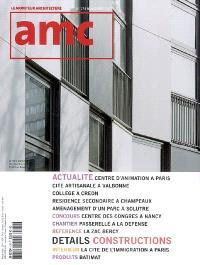 AMC, le moniteur architecture. n° 174