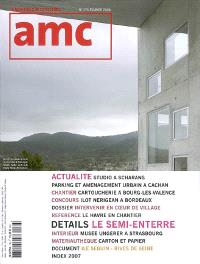 AMC, le moniteur architecture. n° 176