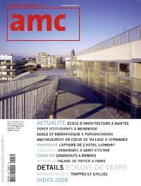 AMC, le moniteur architecture. n° 185