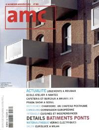 AMC, le moniteur architecture. n° 188