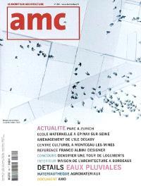 AMC, le moniteur architecture. n° 189