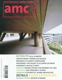 AMC, le moniteur architecture. n° 190