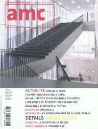 AMC, le moniteur architecture. n° 194