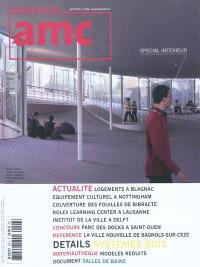 AMC, le moniteur architecture. n° 196
