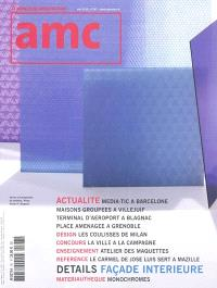 AMC, le moniteur architecture. n° 197