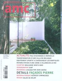 AMC, le moniteur architecture. n° 198