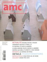 AMC, le moniteur architecture. n° 199