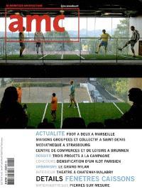 AMC, le moniteur architecture. n° 183, Fenêtres caissons