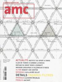 AMC, le moniteur architecture, hors série. n° 192