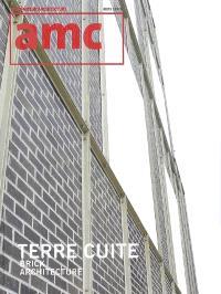 AMC, le moniteur architecture, hors série, Terre cuite = Brick architecture