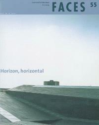 Faces. n° 55, Horizon, horizontal
