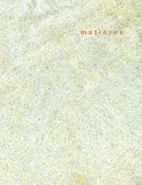 Matières. n° 6, Actualité de la critique architecturale