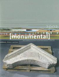 Monumental. n° 2002, Patrimoine antique
