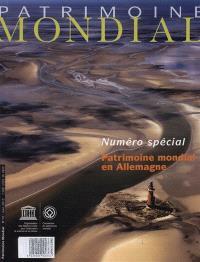 Patrimoine mondial. n° 76, Patrimoine mondial en Allemagne