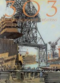 Trois cent trois-Arts, recherches et créations. n° 74