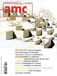 AMC, le moniteur architecture. n° 186
