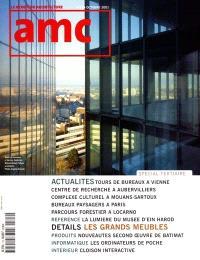 AMC, le moniteur architecture. n° 119