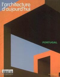 Architecture d'aujourd'hui (L'). n° 366, Portugal