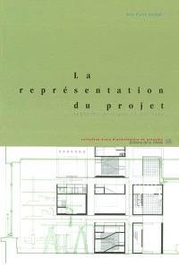 La représentation du projet comme instrument de conception : approche pratique et critique; Suivi de Un entretien avec Luigi Snozzi
