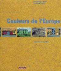 Couleurs de l'Europe : géographie de la couleur