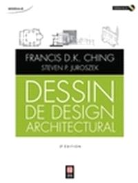 Dessin de design architectural