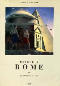Retour à Rome