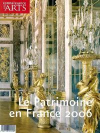 Le patrimoine en France, 2006