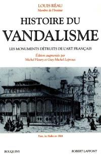 Histoire du vandalisme : les monuments détruits de l'art français