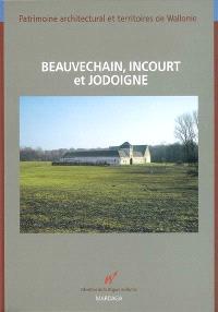 Beauvechain, Incourt et Jodoigne
