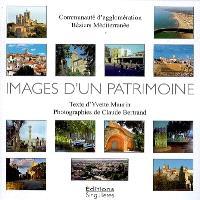 Images d'un patrimoine : communauté d'agglomération Béziers Méditerranée