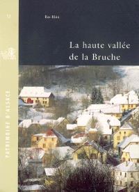 La haute vallée de la Bruche : Bas-Rhin