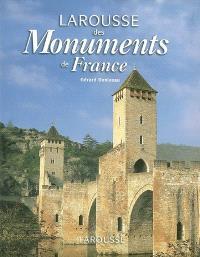 Larousse des monuments de France