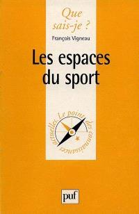 Les espaces du sport