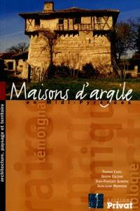 Maisons d'argile en Midi-Pyrénées