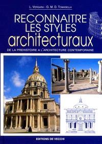 Reconnaître les styles architecturaux