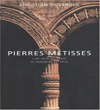 Pierres métisses : l'art sacré des Indiens du Mexique